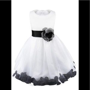 Other - NWOT Girls  Flower Girl Dress